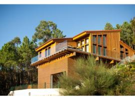 Eco House Tavilo, Outes (Noya yakınında)