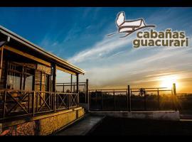 Cabañas Guacurarí, Oberá (Colonia Finlandesa yakınında)