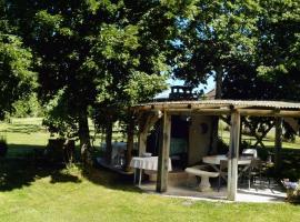 Le Petit Barradis, Puynormand (рядом с городом Minzac)