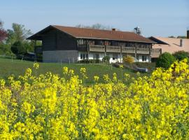 Heilsberger-Hof, Niederstadtfeld (Weiersbach yakınında)