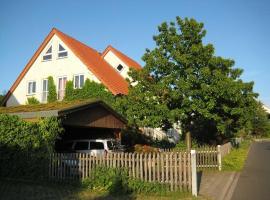 Appartement-Zum-Nixenteich, Malschendorf (Weißig yakınında)