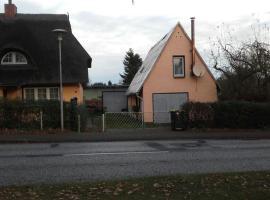 Ferienwohnung-in-Hohen-Viecheln, Hohen Viecheln (Dämelow yakınında)