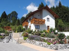 Ferienwohnung-am-Rosengarten, Füssen (Hafenegg yakınında)