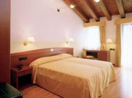 Hotel Ristorante Pedrocchi, San Giorgio di Perlena (Mure yakınında)