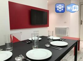 Smart-Tech Plaza Apartment
