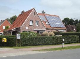 Ferienhaeuser-MoJe, Dornum (Nesse yakınında)