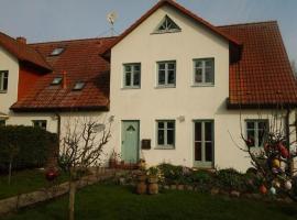 Kleine-Schwalbe, Breege (Steinkoppel yakınında)