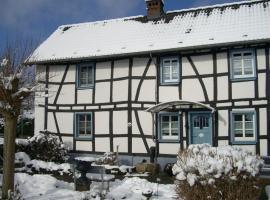 Haus-Hoeppches, Blankenheim (Lommersdorf yakınında)