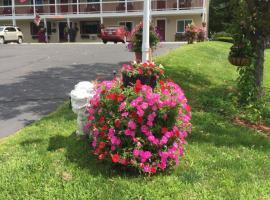 Cozy Corner Motel, Williamstown