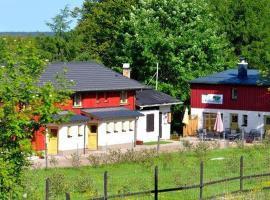 Ferienwohnung-1-Rasehorn, Kurort Altenberg (Neuhermsdorf yakınında)