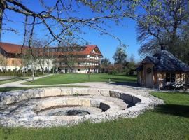 Destina-Wohnung-Hl-Franziskus, Chieming (Hart yakınında)