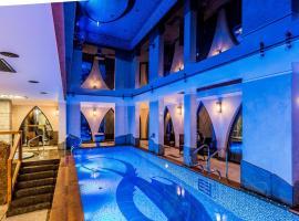 Norweska Dolina Luxury Resort