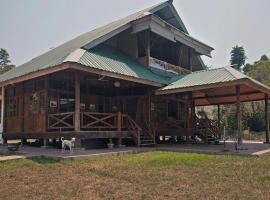 Great Andaman House, Остров Хейвлок (рядом с городом Baratang Island)