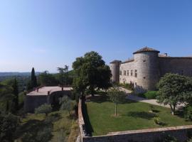 Château de Rousson, Rousson (рядом с городом Saint Julien Les Rosiers)