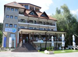Hotel Villa di Lago, Pancharevo (Kokalyane yakınında)