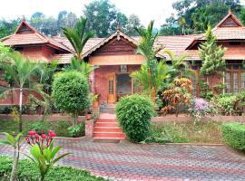 Mannaas Veedu Retreat & Spa, Pathanāmthitta (рядом с городом Adūr)