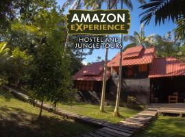 Amazon Experience Hostel, Leticia (Santa Sofía yakınında)