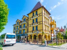 Princess Elisa Hotel, Zelenogradsk