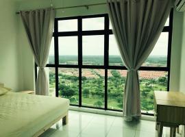 WeWe HomeStay - SkyLoft@Bukit Indah