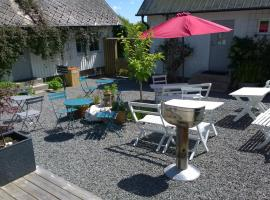 Elisetorp Bed & Breakfast and apartments