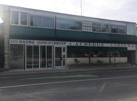 Auberge de Cazaux, Казо