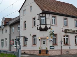 Kraichtaler Hof, Kraichtal (Forst yakınında)