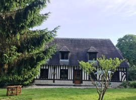 Chestnut Tree House, Cormeilles