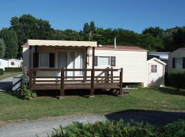 Mobile home Le Biwa, Breuillet