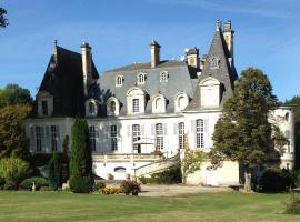 Chateau du Val Larbont, La Bastide-de-Sérou