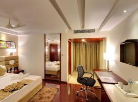 Hotel Park N, Vijayawāda (рядом с городом Gunadala)