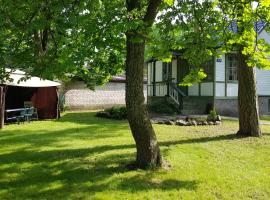 Pine Tree Cottage, Jūrmala