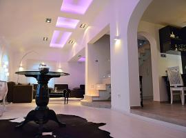 Villa White Heaven, Barič
