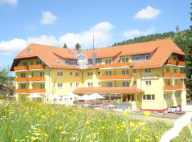 Burg Hotel Feldberg, Feldberg