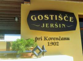 Guesthouse Jersin