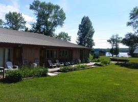 Evergreen Resort, Gore Bay (Providence Bay yakınında)