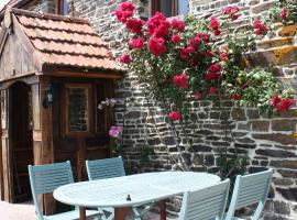 Normandy Nature Paradise, Вир (рядом с городом Le Theil)