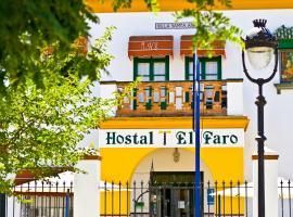Hostal El Faro, 치피오나