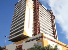 Stratus Pontual Hotel, Volta Redonda (Rialto yakınında)