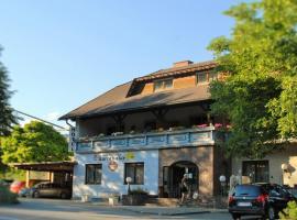 Bärnthaler Gasthof Restaurant, Bad Sankt Leonhard im Lavanttal (Reichenfels yakınında)