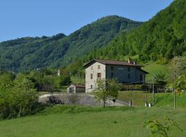 Agriturismo Campo Rosso, Civitella di Romagna (Galeata yakınında)
