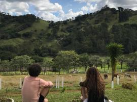 Fazenda Mantiqueira, Camanducaia (Cambuí yakınında)