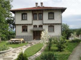 Hotel Bardeni, Tryavna (Radkovtsi yakınında)