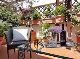 Althea Inn Roof Terrace