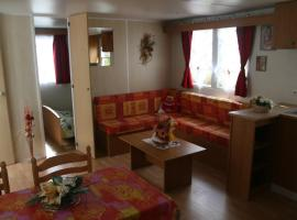 Camping Bellevue, Authuille (рядом с городом Mailly-Maillet)