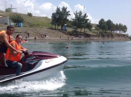 Mini Hotel on Sevan Lake