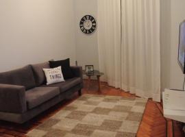 Caballito Apartment on Rivadavia Ave