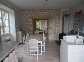 La maison de Lilou, Malbuisson (рядом с городом Métabief)