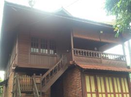 Villa Kayu Dieng Atas, Маланг (рядом с городом Sengon)