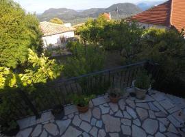 Casa di Amalia, Ágios Pétros