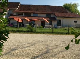 Hôtel - Gîte de Pressins, Pressins (рядом с городом Romagnieu)